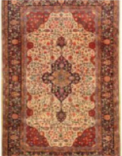 Indo-Kashan Carpets