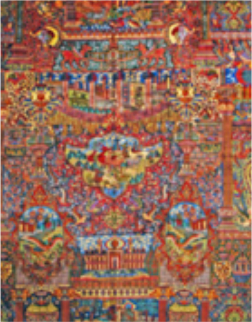 Indo-Kashmar Carpets