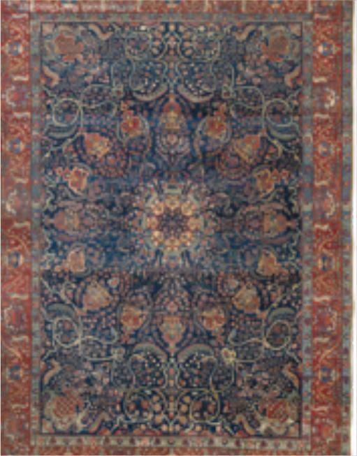 Indo-Tabriz Carpets