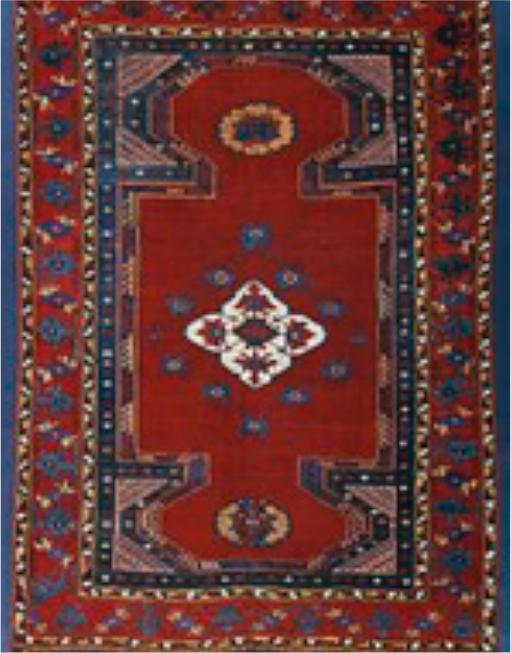 Indo-Turkish Carpets