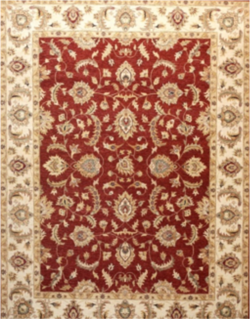 WOOL-SILK CARPETS
